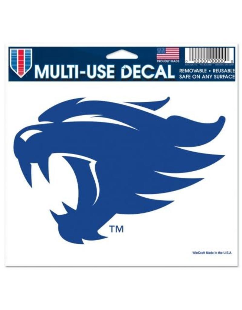 Wincraft Inc DECAL, MULTI-USE, NEW LOGO, 5x6, UK