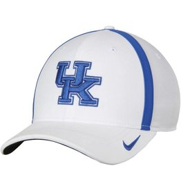 Nike Team Sports HAT, FLEX FIT, NIKE, BILL FX, WHITE, UK
