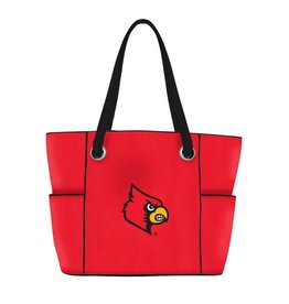 BAG, DELUXE TOTE, RED, UL