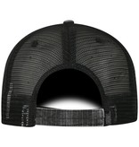Top of the World HAT, ADJUSTABLE, PLOOM, BLACK, UL