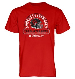Step Ahead Sportswear *TEE, SS, TAXSLAYER BOWL, RED, UL