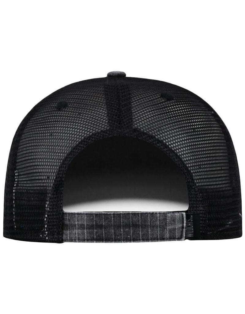 Top of the World HAT, ADJUSTABLE, PLOOM, BLACK, UK