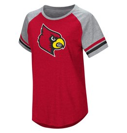 Colosseum Athletics TEE, LADIES, SS, SOUTHBEND OVERSIZED, UL