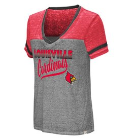 Colosseum Athletics TEE, LADIES, SS, OVERSIZE, FINAL GAME, UL