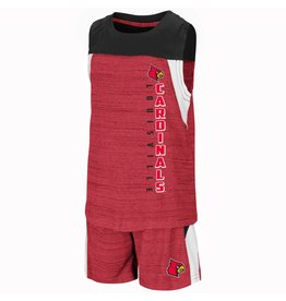 Colosseum Athletics TEE & PANT SET, TODDLER, TITAN  MSRP 45.00, UL