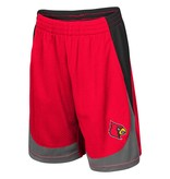 Colosseum Athletics SHORT, TODDLER, HALL OF FAME, RED/GRAY, UL