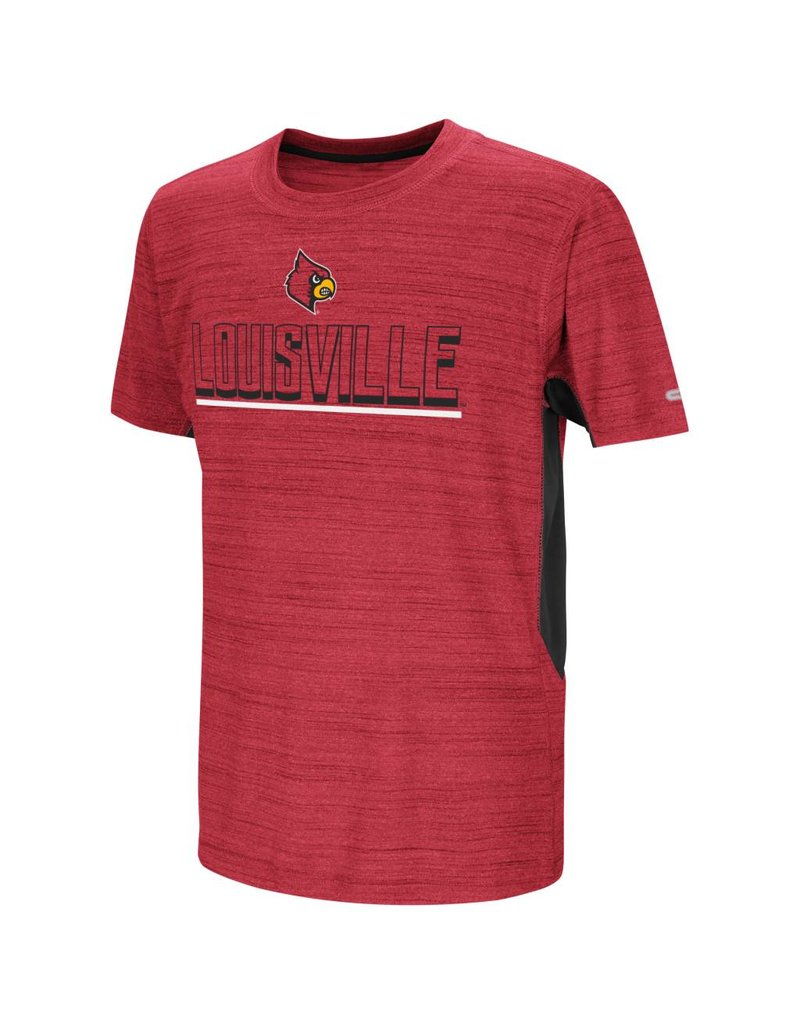Colosseum Athletics TEE, YOUTH, SS, OVER THE FENCE, UL