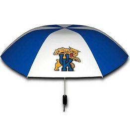 UMBRELLA, ROYAL/WHITE, 42 IN, UK