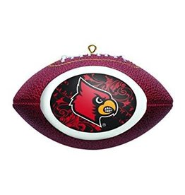 ORNAMENT, FOOTBALL, UL