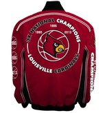 MTC Marketing JACKET, TWILL, CHAMP, RED, UL