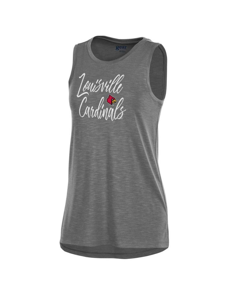 Gear for Sports TANK, LADIES, ESCAPE, CHARCOAL, UL