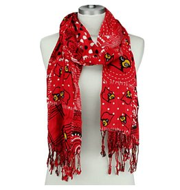 SCARF, SCARLET FASHION, UL