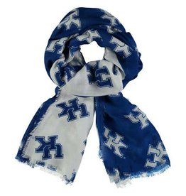 SCARF, MVP, ROYAL/WHITE, UK