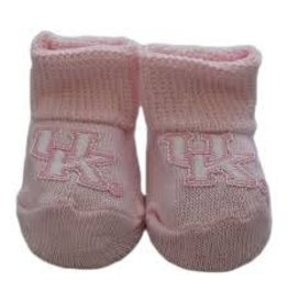Creative Knitwear BOOTIES, INFANT, PINK, UK