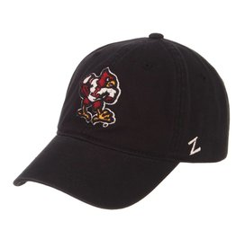 HAT, ADJUSTABLE, VAULT LOGO, BLACK, UL