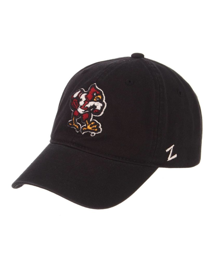 HAT, ADJUSTABLE, VAULT LOGO, BLACK, UL