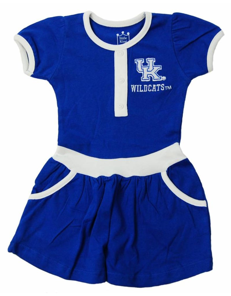 Little King DRESS, TODDLER, TEAM COLOR, UK