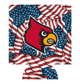 Jaymac Sports Products CAN HUGGIE, PATRIOTIC, UL