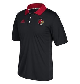 Adidas Sports Licensed POLO, ADIDAS, COACH, BLACK, UL