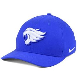 Nike Team Sports HAT, ADJUSTABLE, NIKE, NEW LOGO, ROYAL, UK