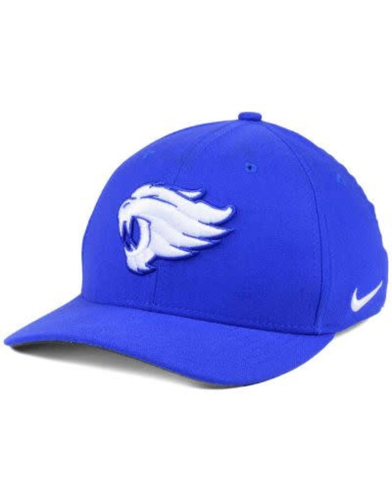 Nike Team Sports HAT, ADJUSTABLE, NIKE, NEW LOGO, ROYAL, UK