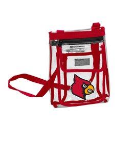 Logo Chair BAG, CLEAR, CROSSBODY, 10x7.5x2, UL