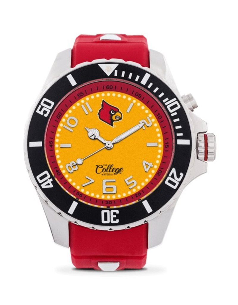 WATCH, MENS, COLLEGE, UL