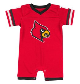 Colosseum Athletics ONESIE, ONE TIME, RED, UL