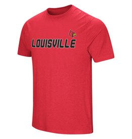 Colosseum Athletics TEE, SS, WATER BOY, RED, UL
