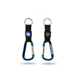 Rico Industries KEY RING, NAVI-BINER, ROYAL/BLACK, UK