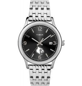 TIMEX GROUP WATCH, TIMEX, SAGE, SILVER/BLACK, UL