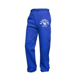 PANT, SWEAT, COTTON, ROYAL, UK