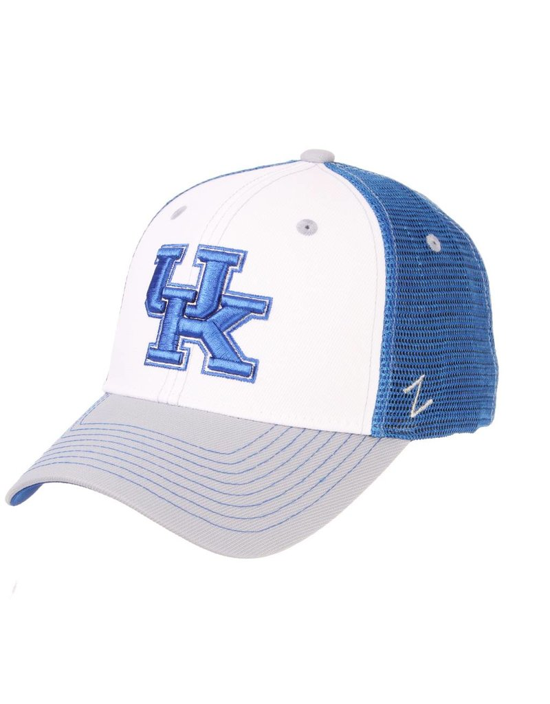 HAT, SNAPBACK, THREEPEAT, ROY/WHT, UK