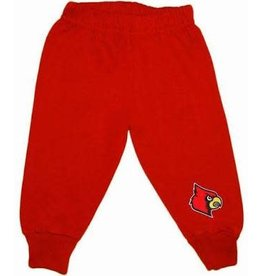 Creative Knitwear PANT, INFANT/TODDLER, RED, UL