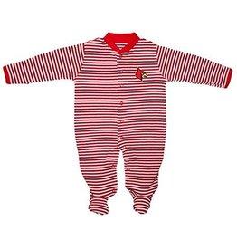 Creative Knitwear SLEEPER, STRIPE, RED, UL