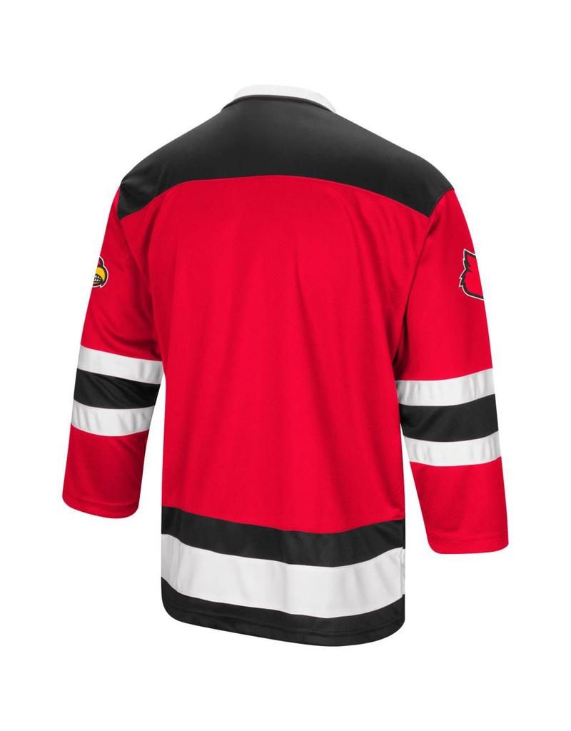Colosseum Athletics JERSEY, HOCKEY, ATHLETIC, RED, UL