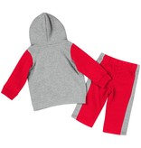 Colosseum Athletics SET, INFANT, HOOD&PANT, WE GOT US, GRAY, UL