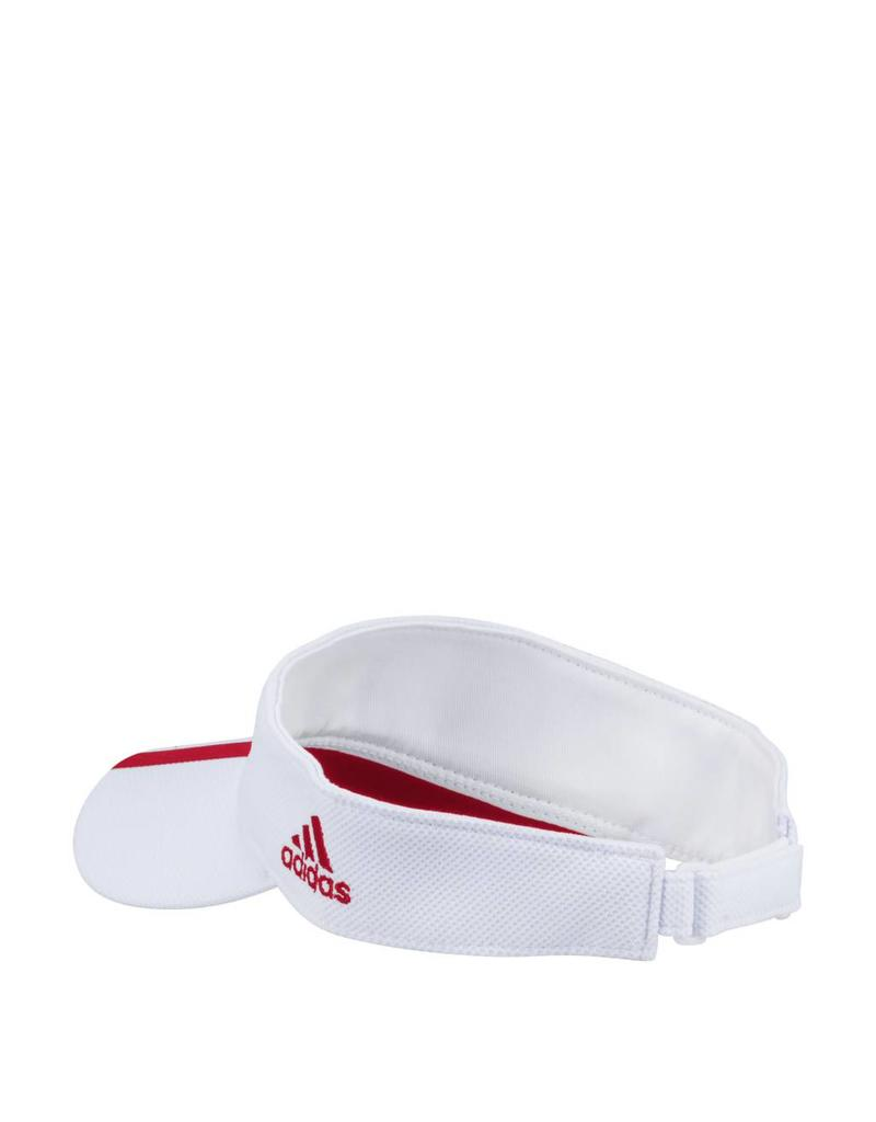 Adidas Sports Licensed VISOR, ADIDAS, WHITE, UL