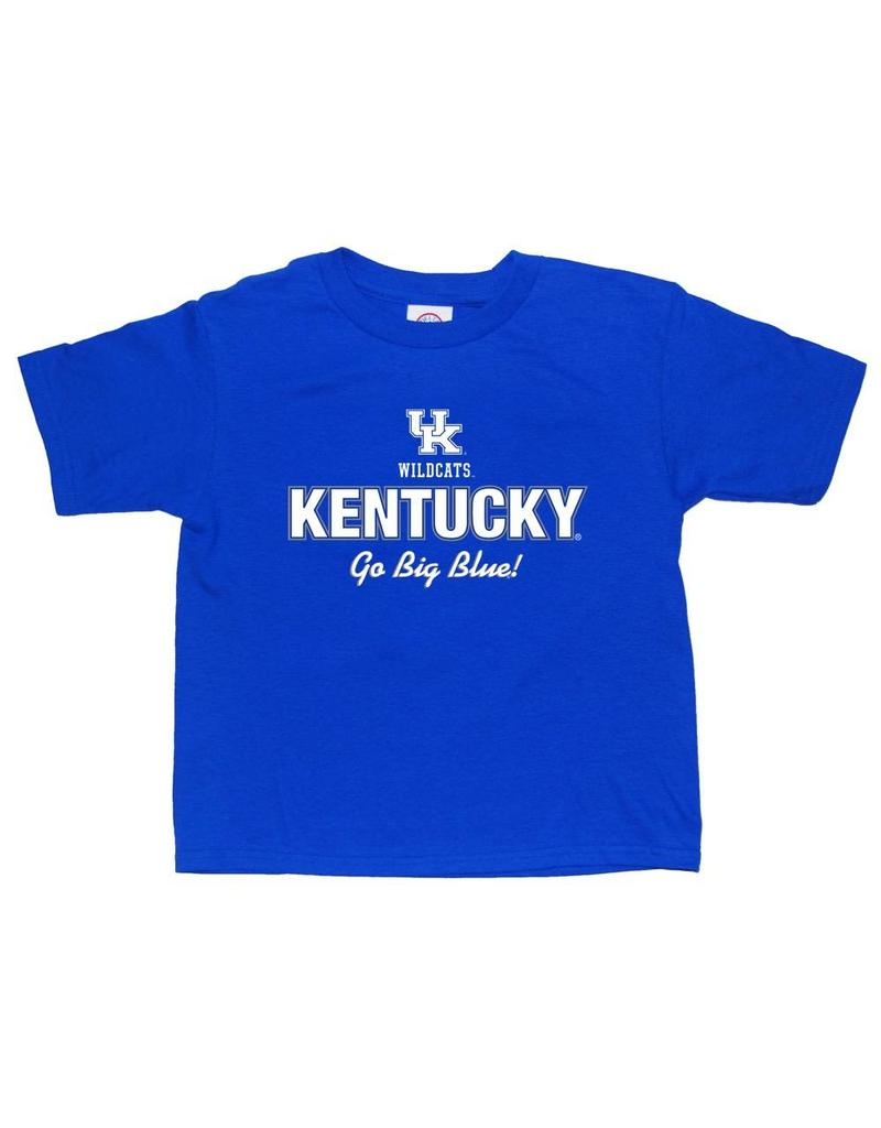 Little King TEE, YOUTH, SS, DELTA, ROYAL, UK