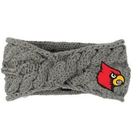 HEADBAND, LADIES, MARLED, GRAY, UL