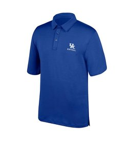 J. America POLO, CARBON, SOLID MESH, ROYAL, UK