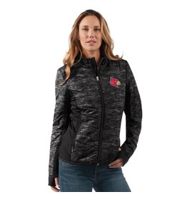JACKET, LADIES, HUDDLE, BLACK, UL