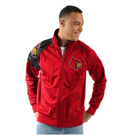 JACKET, TRACK, INTERCEPTION, RED, UL