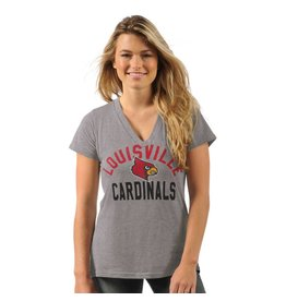 TEE, LADIES, SS, TRAINING CAMP, GRAY, UL