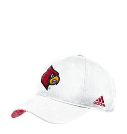 Adidas Sports Licensed HAT, ADJUSTABLE, ADIDAS, SLOUCH, WHITE, UL