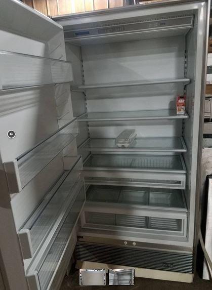 Queens Sub-Zero 601R Refrigerator #GRE