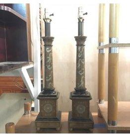 Brooklyn Currey & Co Desk Lamp #YEL