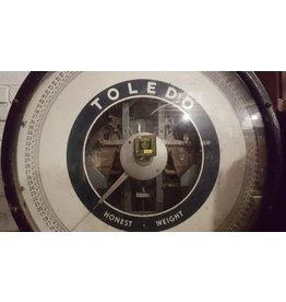 Brooklyn Toledo Scale #BLU