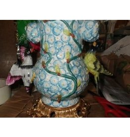 Brooklyn Mangani Porcelain Jar #BLU