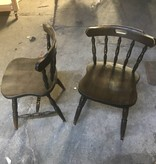 Queens Classic Oak Chairs  #YEL